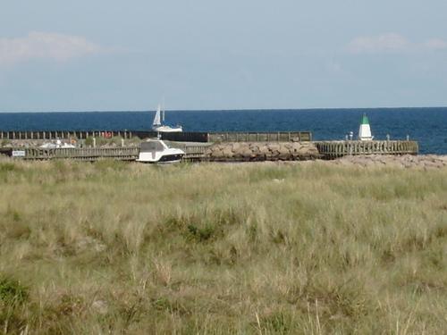 Grenaa strand area