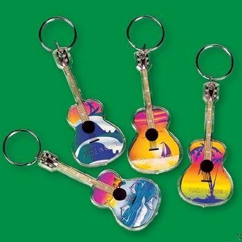 Keychains wallpaper titled Guitar Keychains