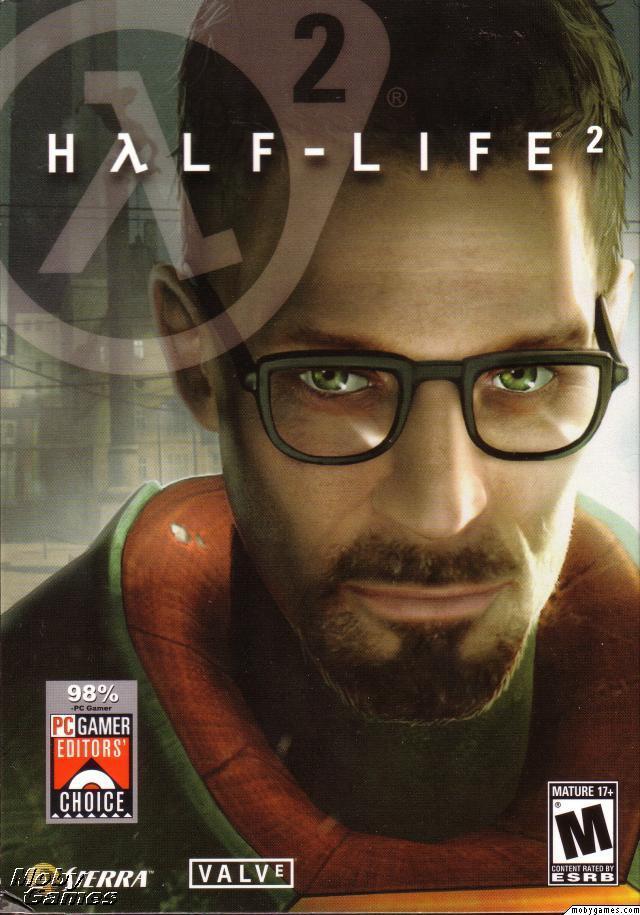 Half-Life 2 cover art