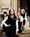 Harry Potter, Gossip Girl Style