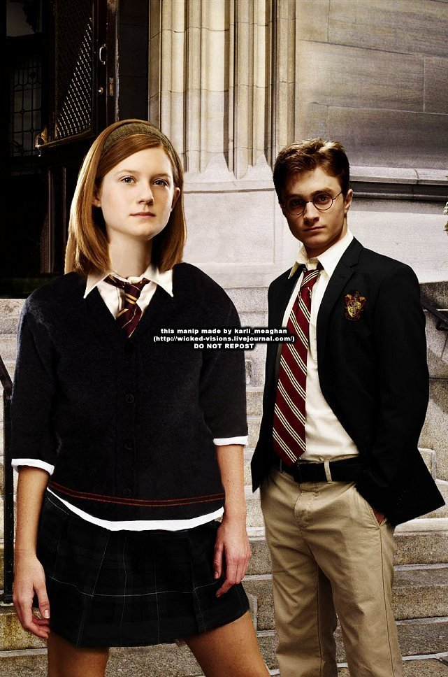Harry Potter, Gossip Girl Style