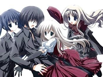 Hayami, Hirose, Hotaru,and i think Hinata