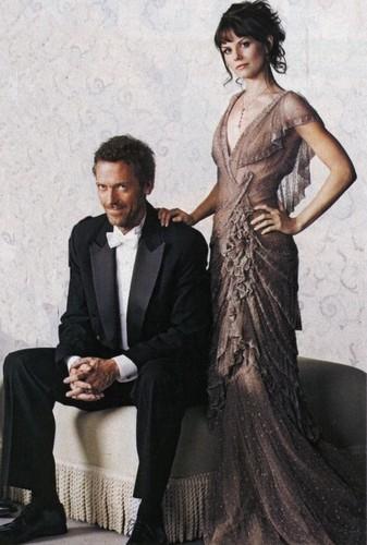 Hugh and Jen *-*
