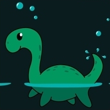 Image from a Nessie T-Shirt