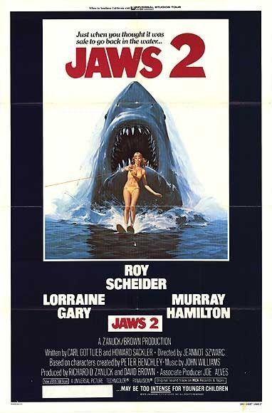 Posters De Películas: Variadas Jaws-2-Poster-jaws-2082235-382-580