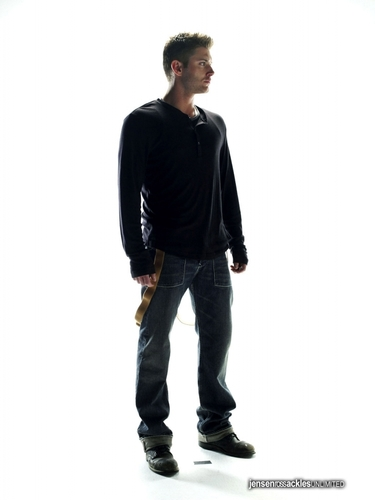 Jensen Season 2 Promotional