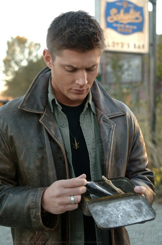 Jensen as Dean