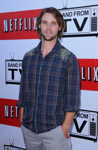Jesse Spencer at Netflix