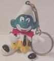 Joker Smurf Keychain? ;)