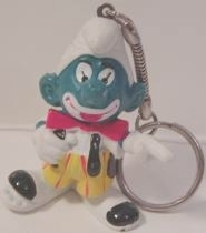 Keychains wallpaper called Joker Smurf Keychain? ;)