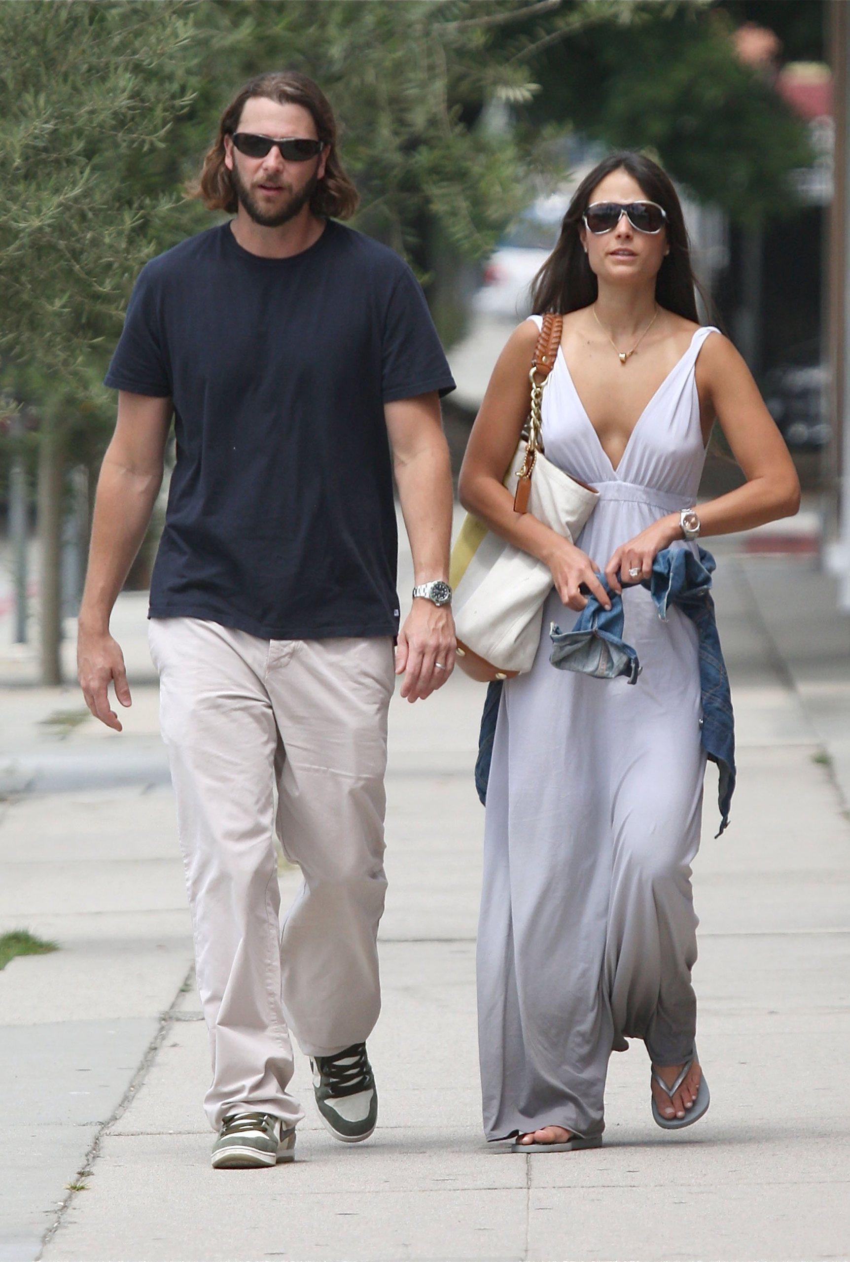 Jordana & Husband.