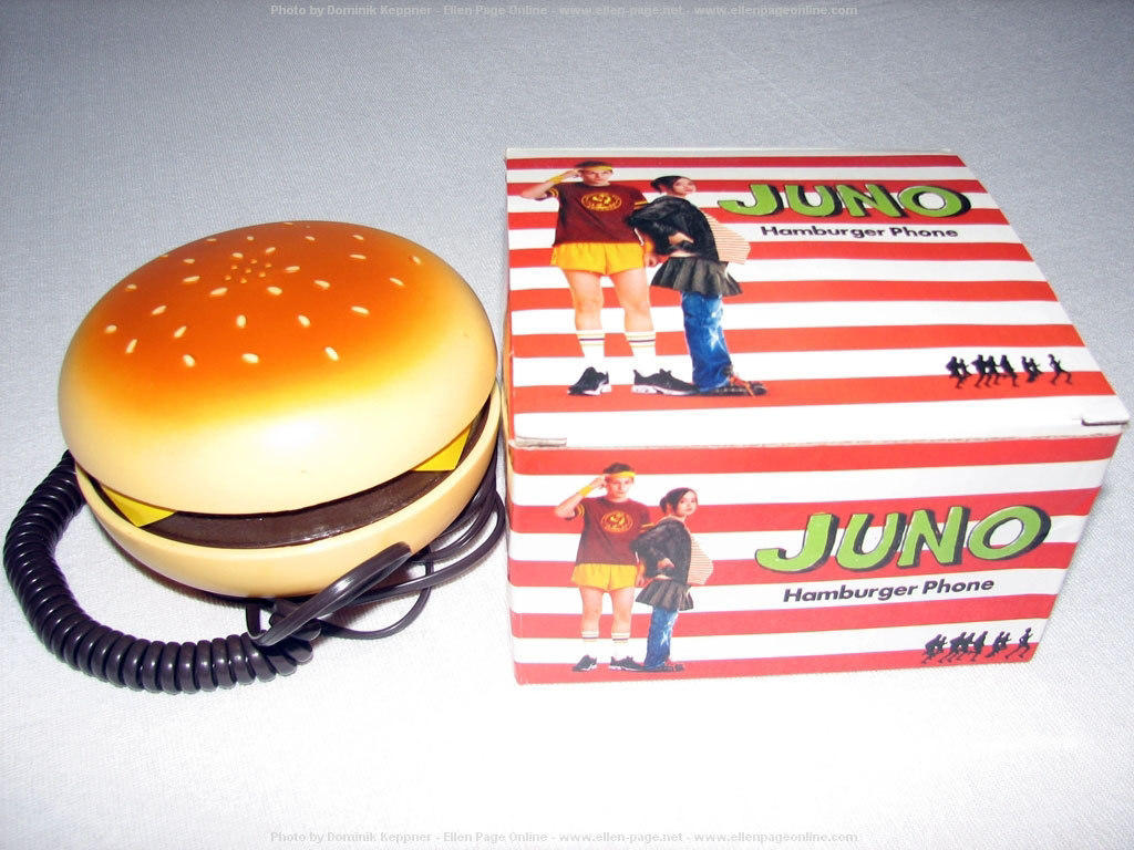 Hamburger Phone.