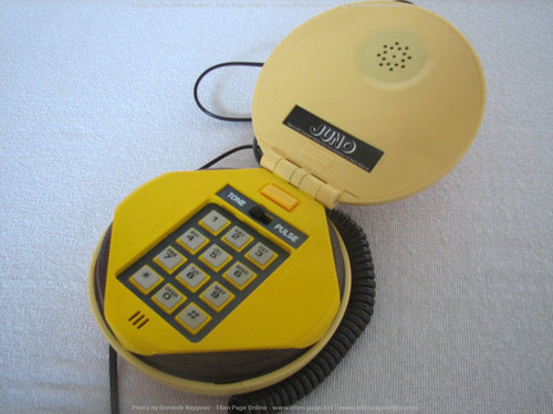 Hamburger Phone!