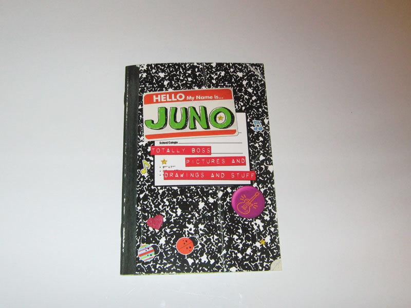 Juno Book.