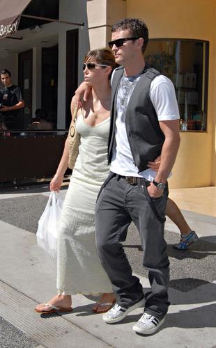 Justin and Jessica
