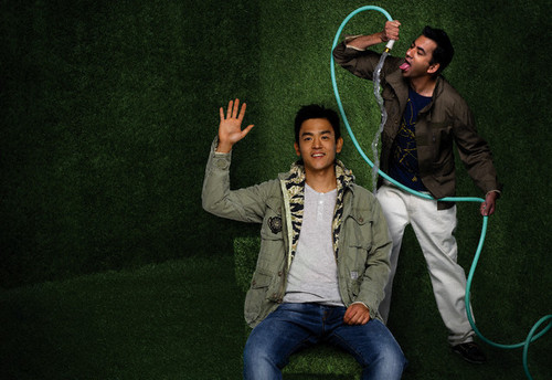 Kal Penn wallpaper titled Kal Penn & John Cho Photoshoot for Complex Magazine