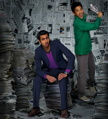 Kal Penn & John Cho Photoshoot for Complex Magazine