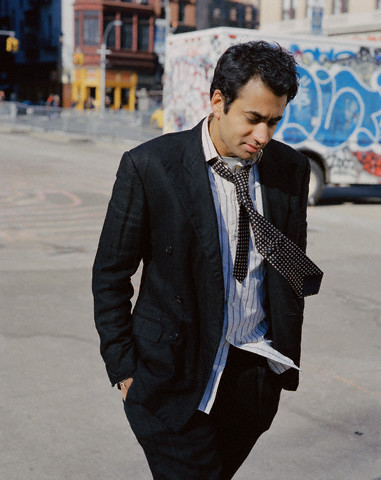 Kal Penn Photoshoot for Interview Magazine