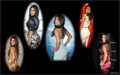 Kim Kardashian wallpaper entitled Kim wallpapers