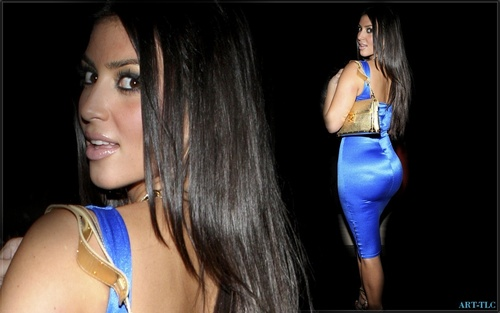 Kim Kardashian wallpaper with a leotard called Kim wallpapers