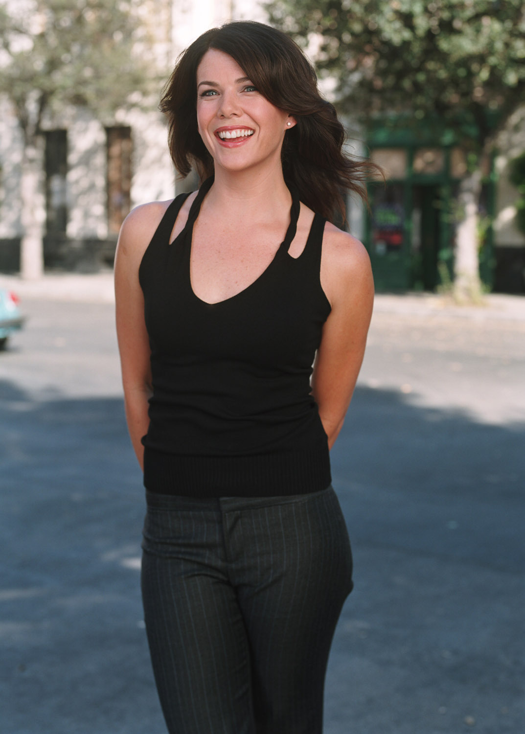 Lauren graham hot