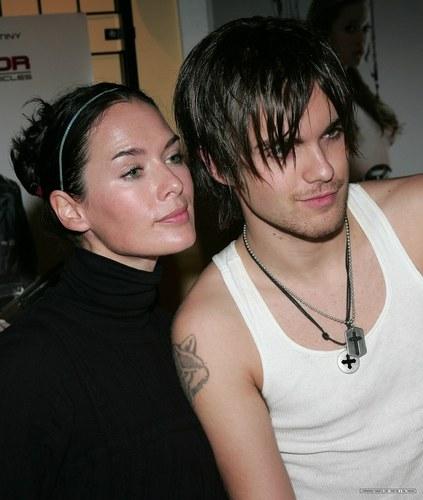 Lena and Thomas Dekker