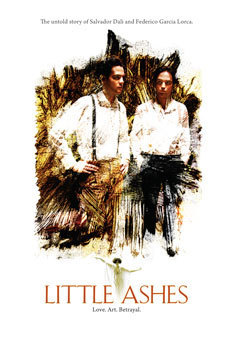 Little Ashes pics