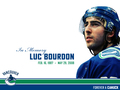 Luc Bourdon 1987-2008 - vancouver-canucks wallpaper