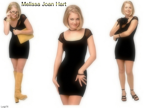 melissa joan hart wallpaper with a maillot entitled MJH wallpaper