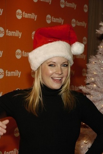 MJH at ABC Family's 25 Days...