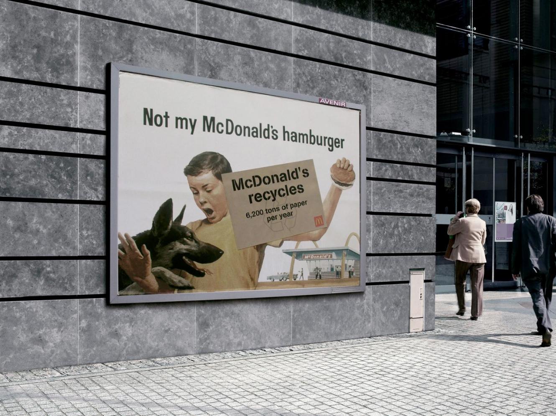 McDonald's: Recycle