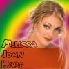 Melissa Joan Hart litrato with a portrait entitled Melicon