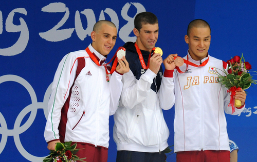 men's 4x200 freestyle relay