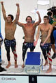 men's 4x200 freestyle relay