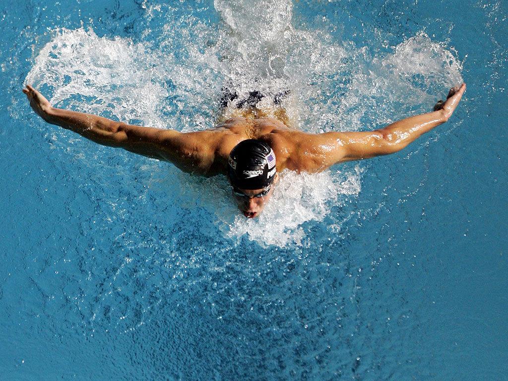 Michael Phelps - Michael Phelps Wallpaper (2037058) - Fanpop