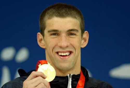 Michael Phelps দেওয়ালপত্র called Michael Phelps