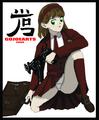 Miss MP5K (version 1a) - anime fan art