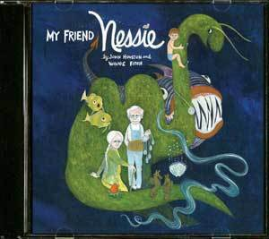 My Friend Nessie CD Cover