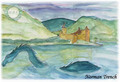 Nessie Art - loch-ness-monster fan art