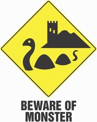 Nessie Sign