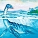 Nessie Spot Icon - loch-ness-monster icon