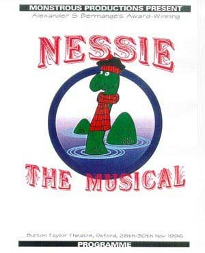 Nessie, The Musical