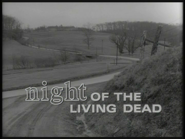 Night Of The Living Dead Movie Title Screen Movies Photo 2074850 Fanpop