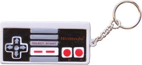 Nintendo Controller Keychain