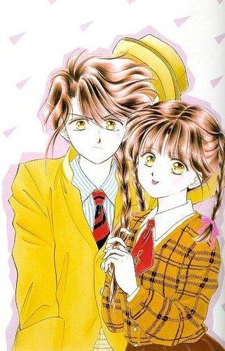 Nuriko and Miaka