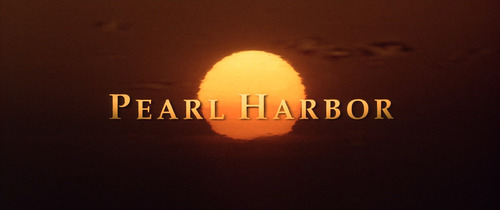 Pearl Harbor movie Название screen