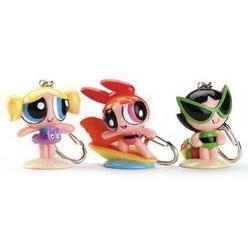 Powerpuff Girls Keychains