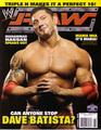 RAW Magazine February '05 Cover