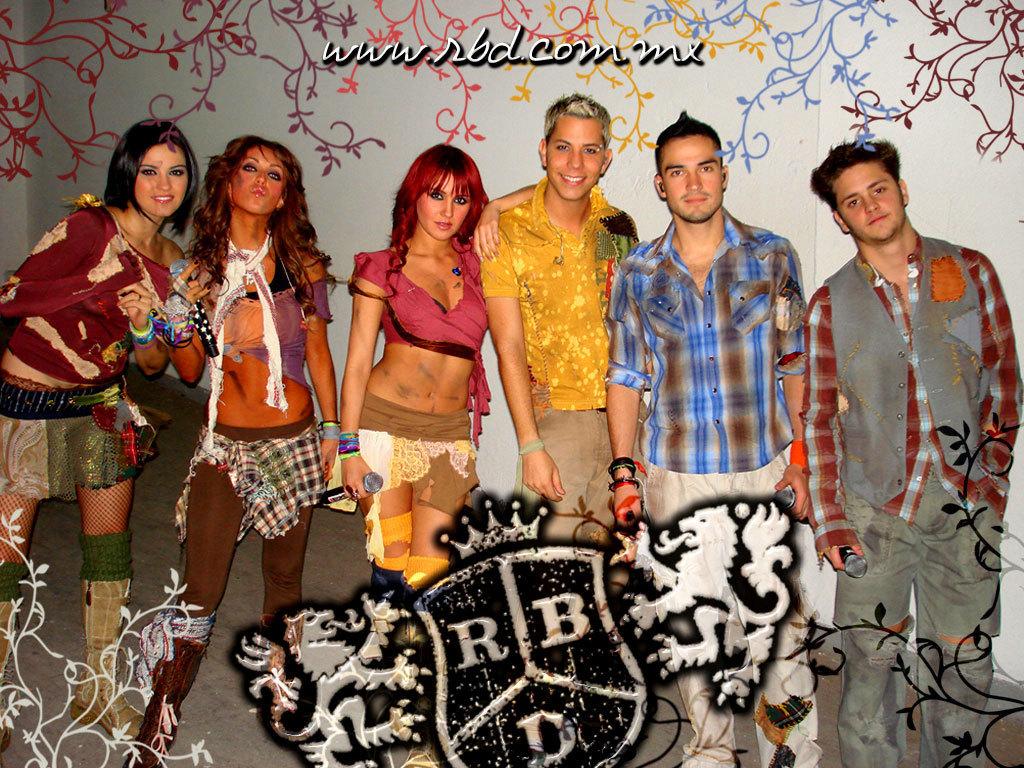 rbd rbd band wallpaper 2082564 fanpop