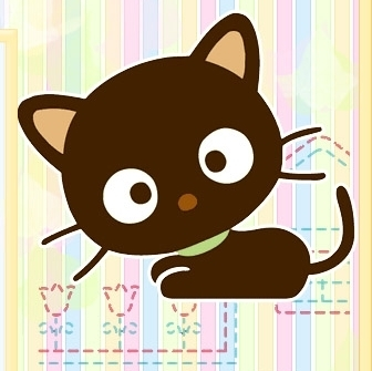 इंद्रधनुष Chococat